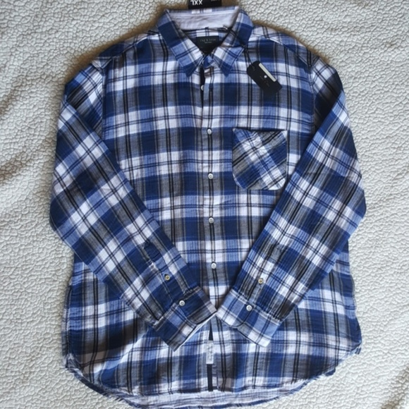 Rag Bone Beach Shirt Nwt